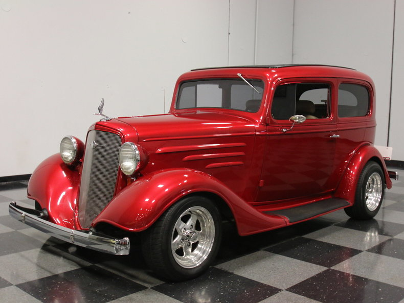 For Sale: 1934 Chevrolet Standard