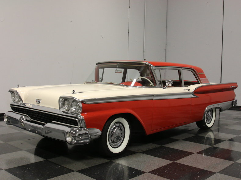 For Sale: 1959 Ford Fairlane