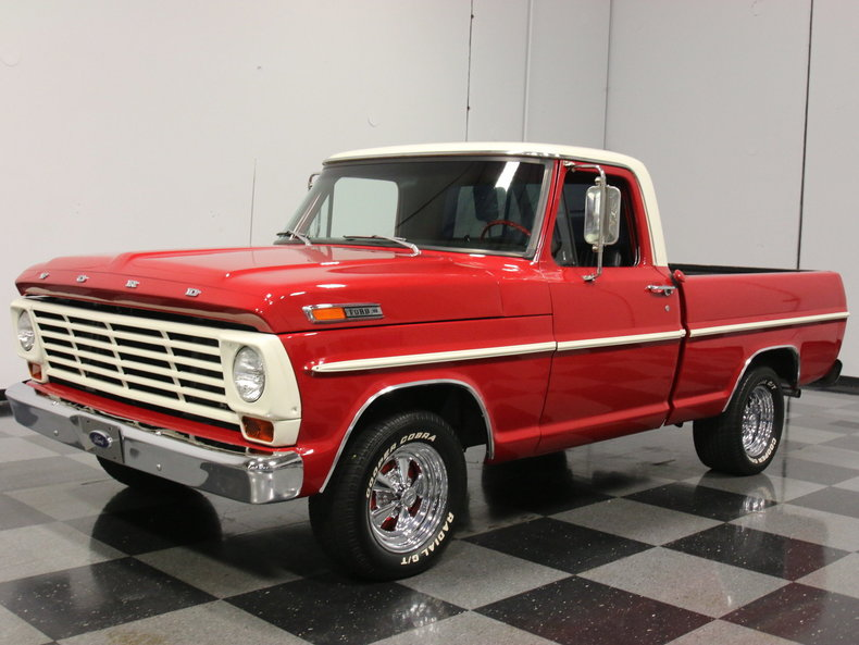 For Sale: 1967 Ford F-100