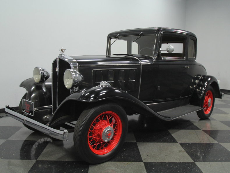 For Sale: 1932 Pontiac 5-Window