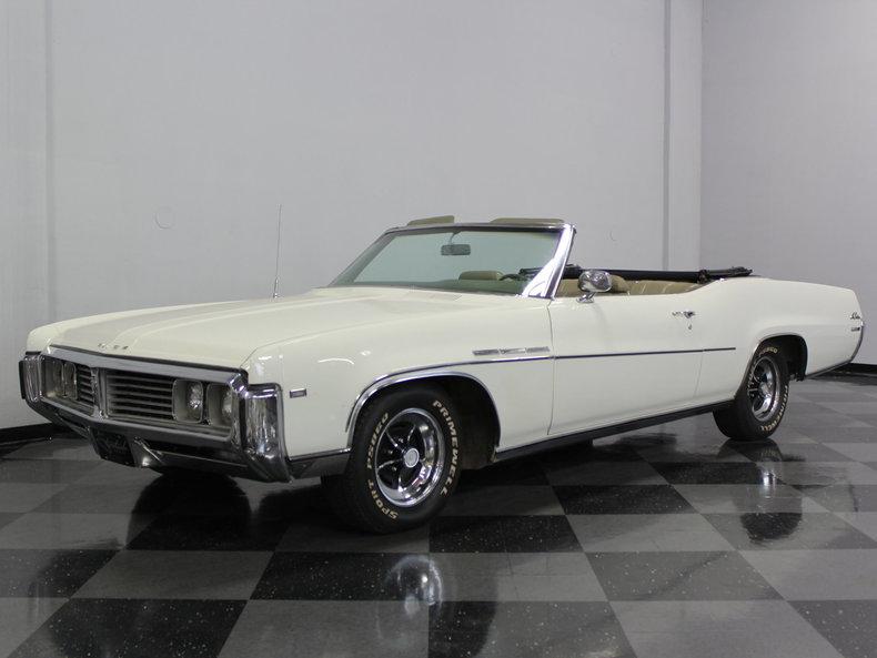 For Sale: 1969 Buick LeSabre