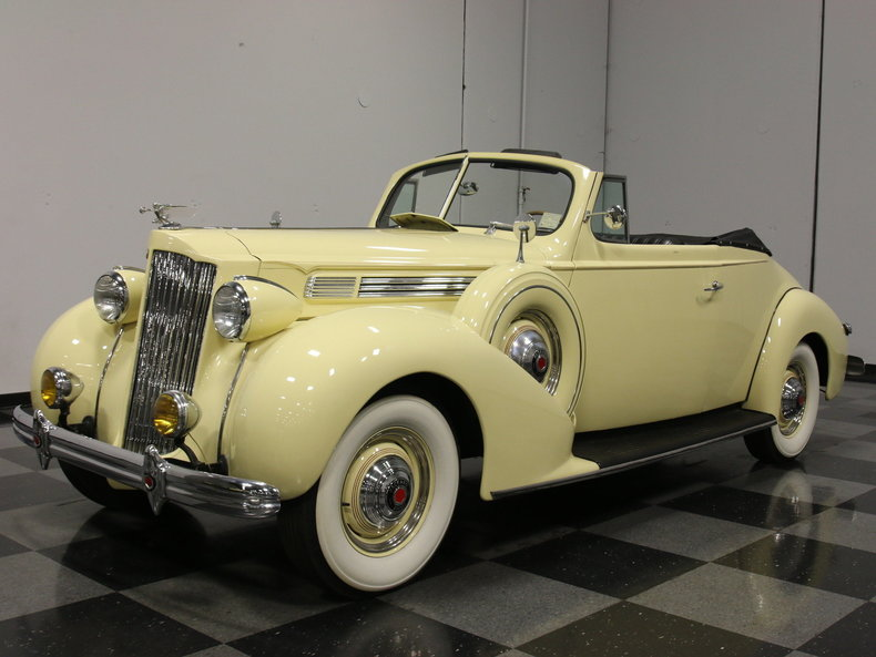For Sale: 1939 Packard 120