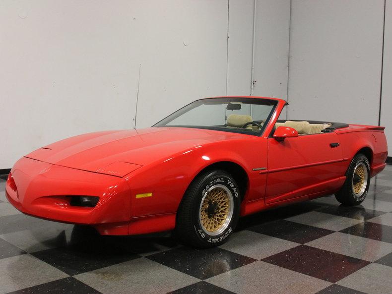 For Sale: 1992 Pontiac Firebird