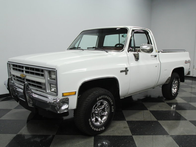 For Sale: 1985 Chevrolet Silverado