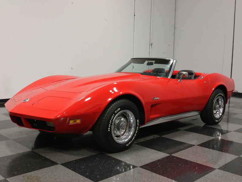 For Sale: 1973 Chevrolet Corvette