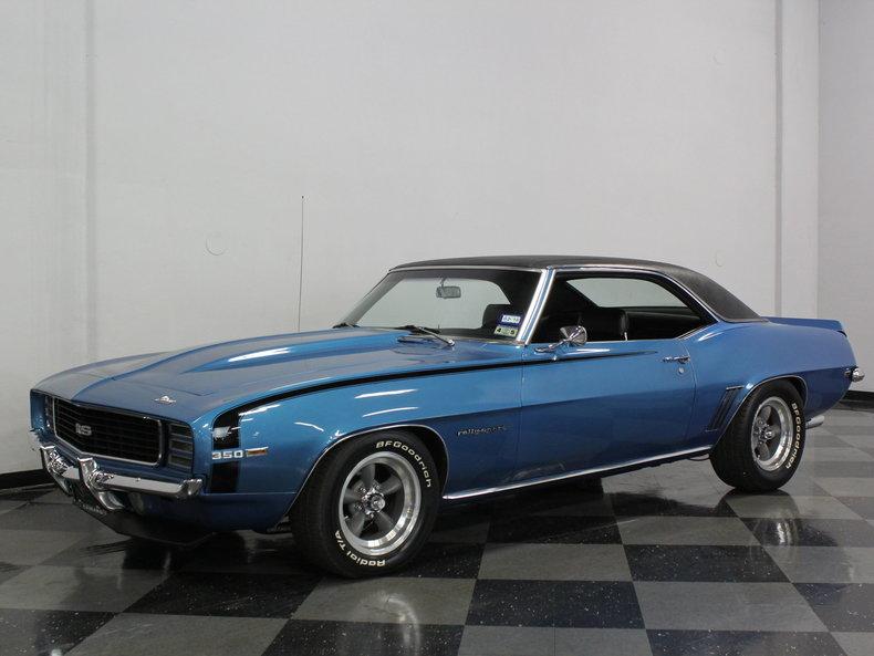 For Sale: 1969 Chevrolet Camaro