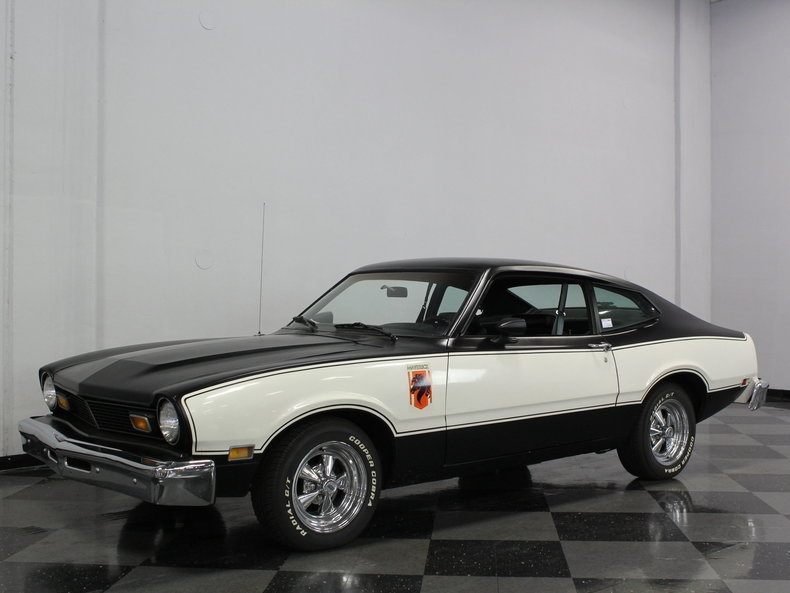 For Sale: 1976 Ford Maverick