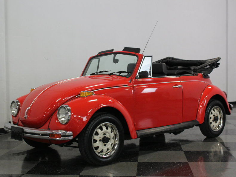 For Sale: 1971 Volkswagen Beetle