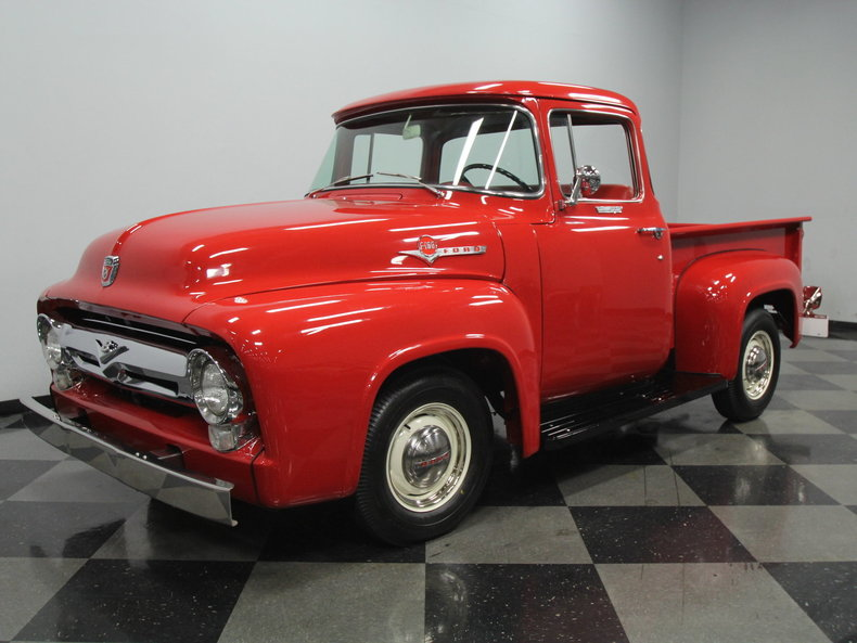 1956 Ford F 100 Streetside Classics The Nation S