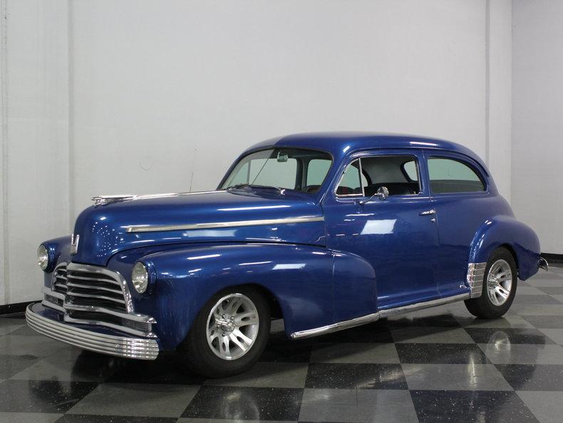 1946 Chevrolet Stylemaster Streetside Classics The
