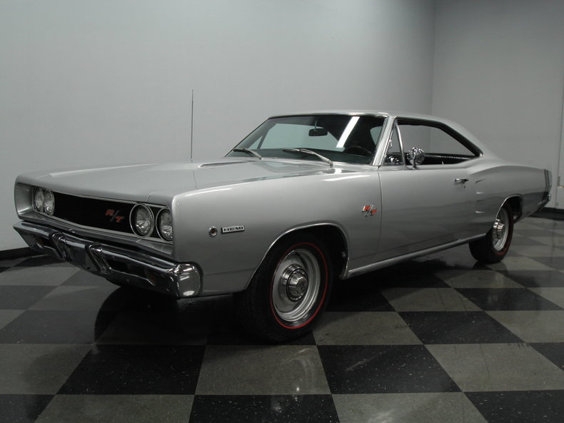 For Sale: 1968 Dodge Coronet