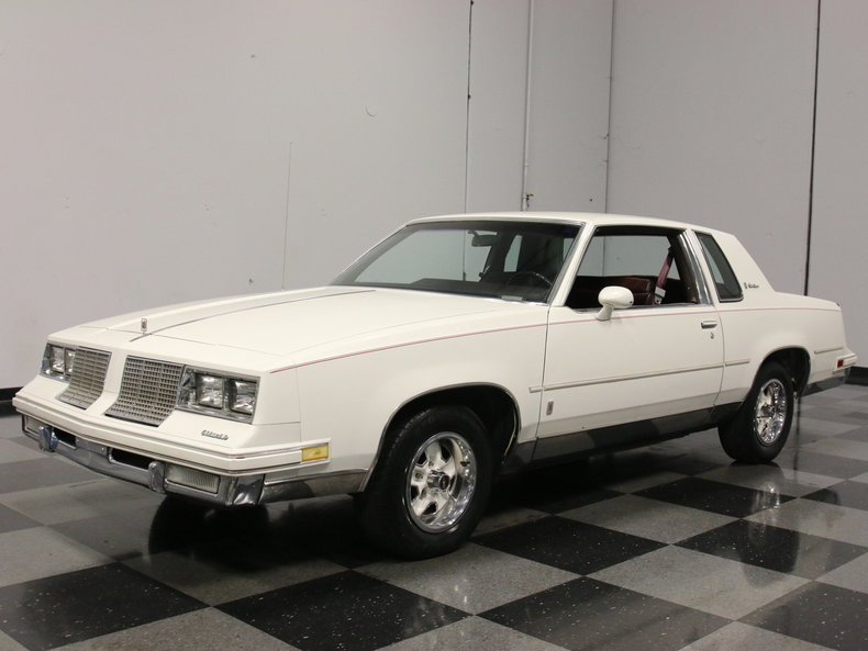 For Sale: 1985 Oldsmobile Cutlass