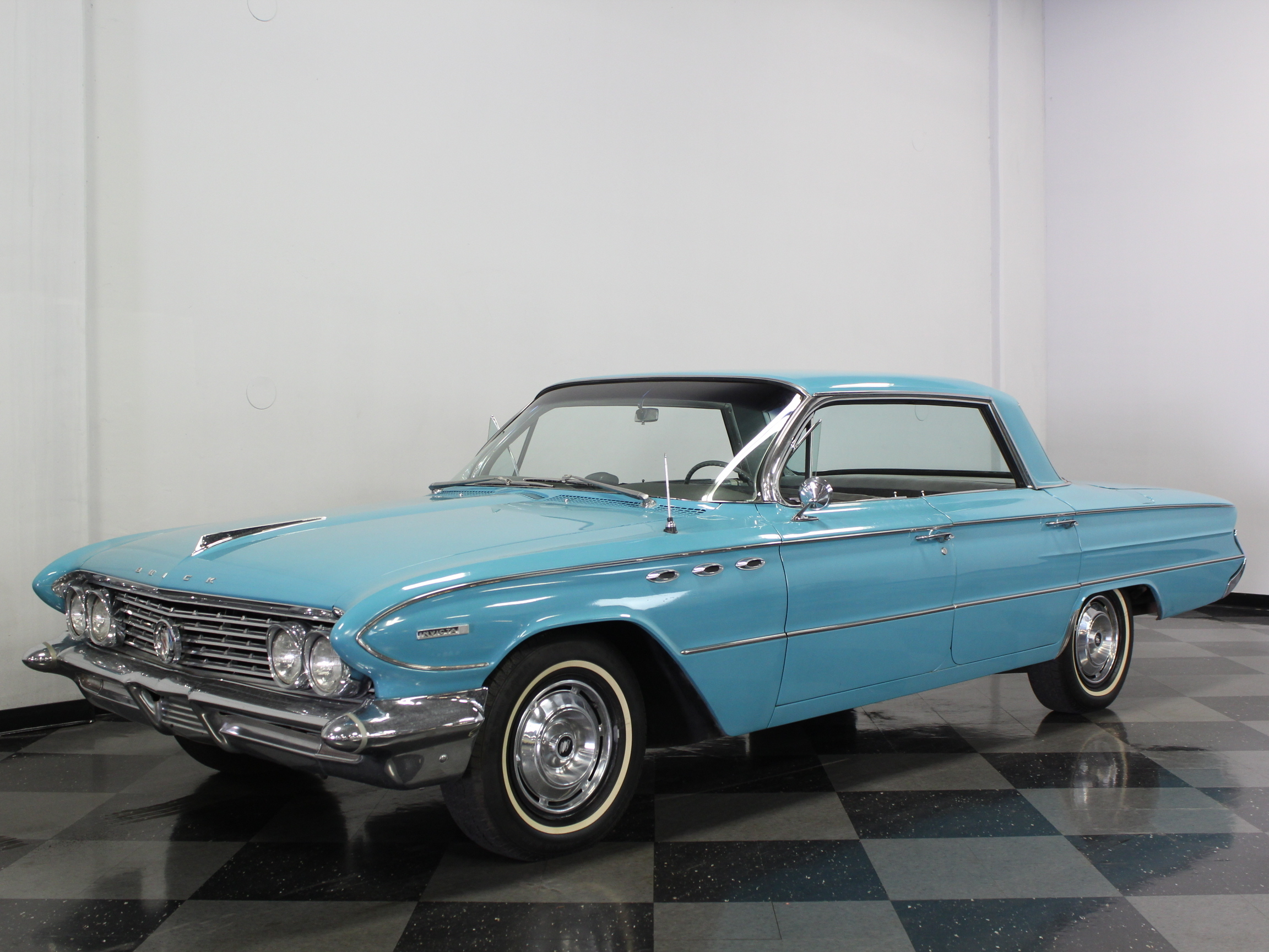 1961 Buick Invicta Streetside Classics The Nation S Trusted Classic Car Consignment Dealer