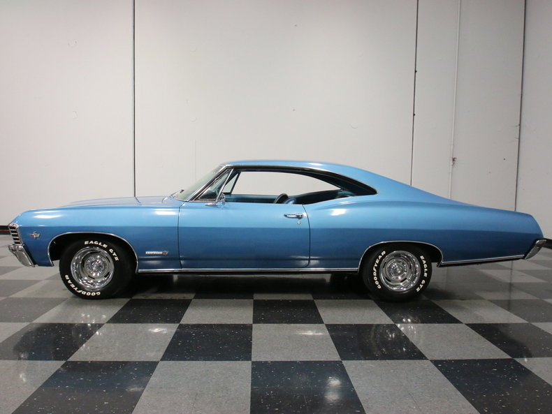 1967 Chevrolet Impala  Streetside Classics  Classic  Exotic Car