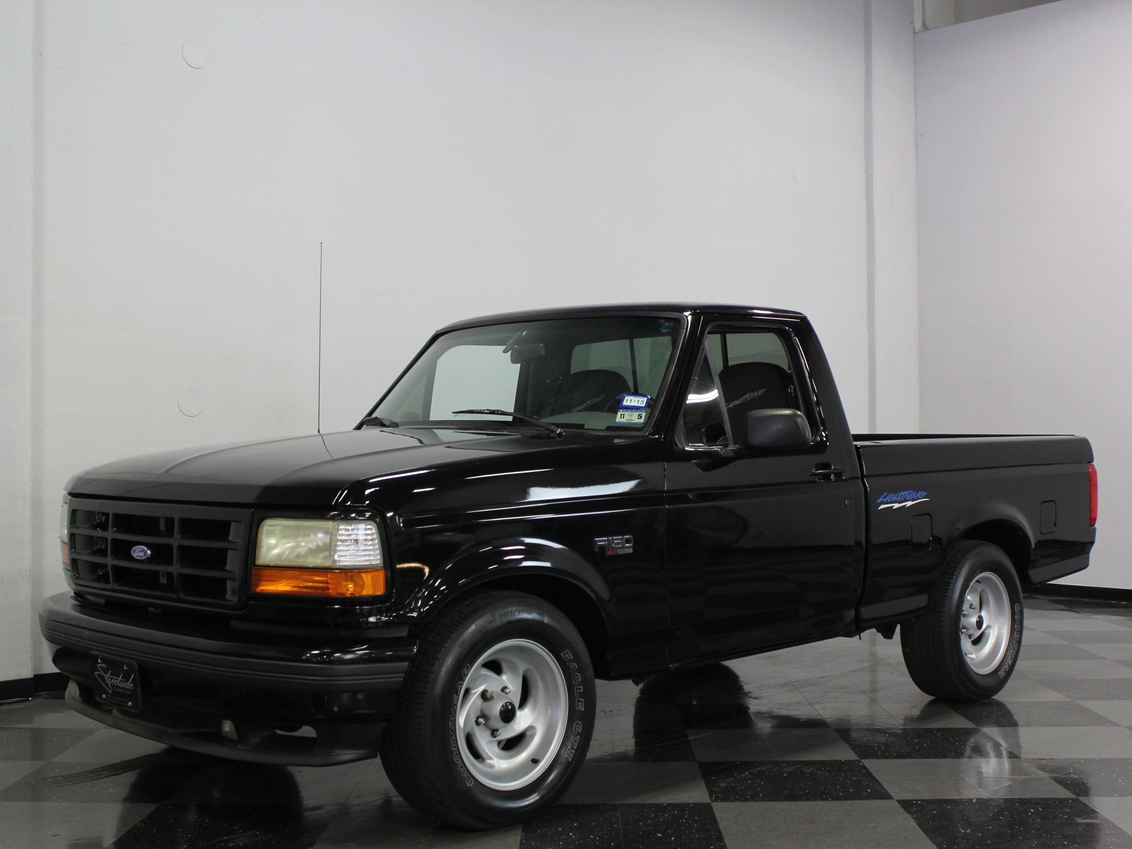 1995 ford f 150 streetside classics the nation 39 s trusted classic car consignment dealer. Black Bedroom Furniture Sets. Home Design Ideas