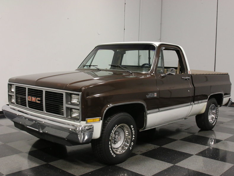 For Sale: 1984 GMC High Sierra