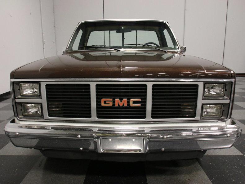 1984 Gmc High Sierra Streetside Classics Classic