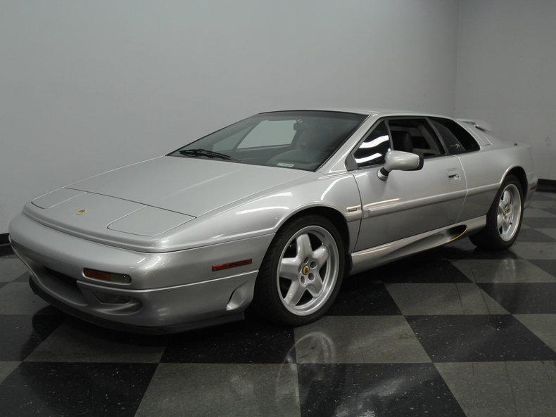 For Sale: 1994 Lotus Esprit