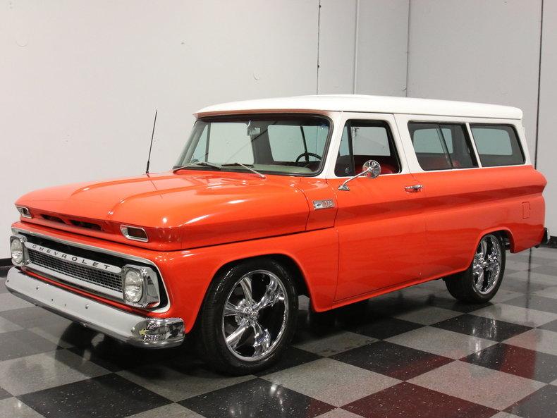 For Sale: 1965 Chevrolet Suburban