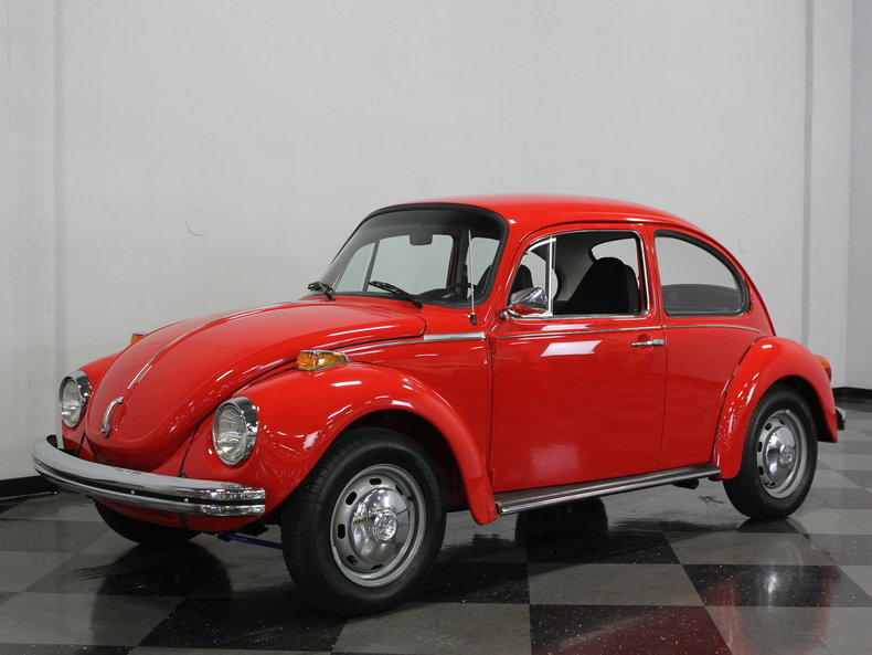 For Sale: 1973 Volkswagen Super Beetle