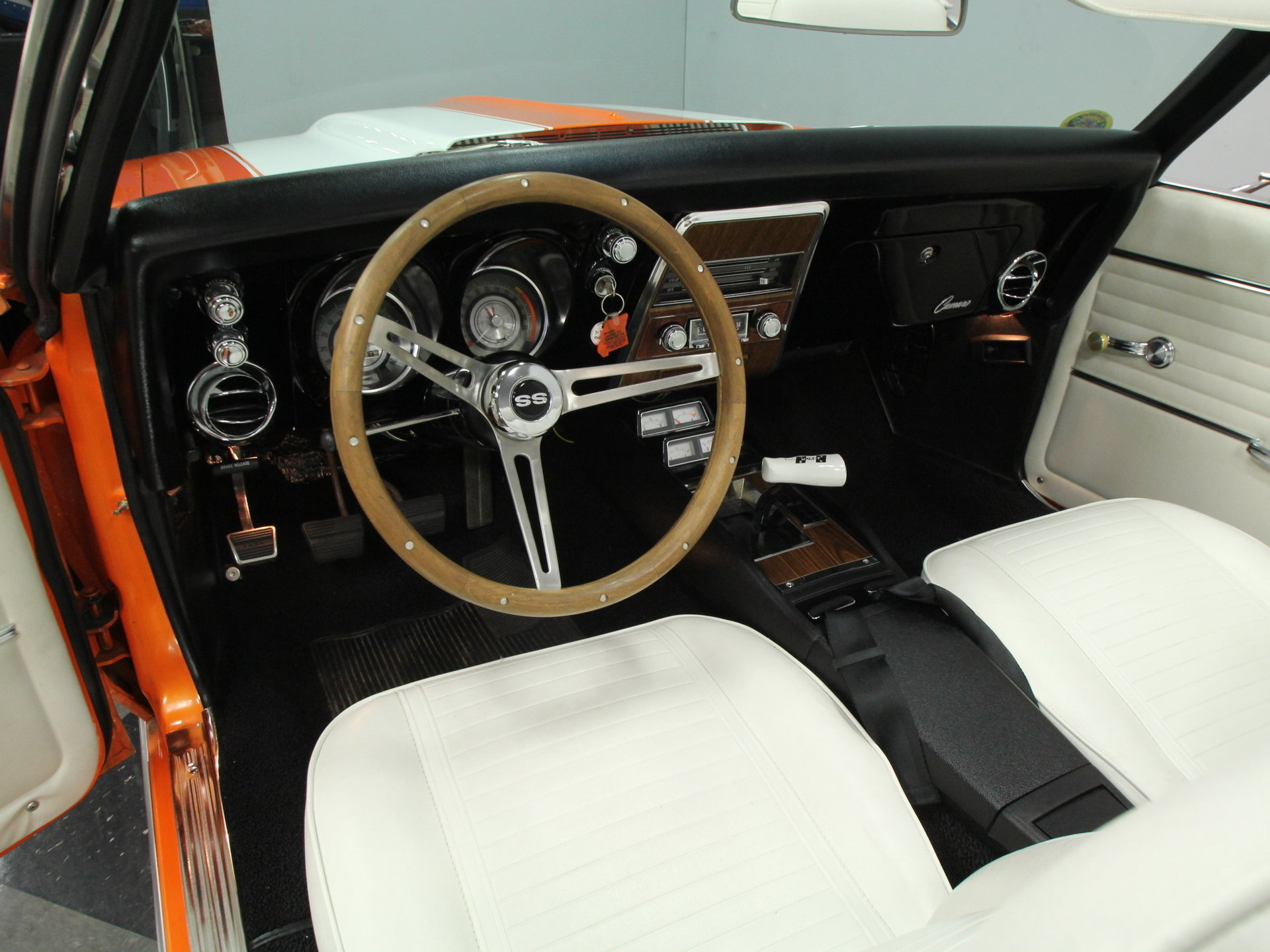 1968 Chevrolet Camaro Streetside Classics The Nations Trusted Tic Toc Tach Wiring Diagram View 360
