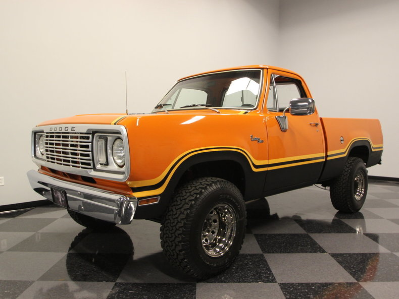 For Sale: 1978 Dodge W150