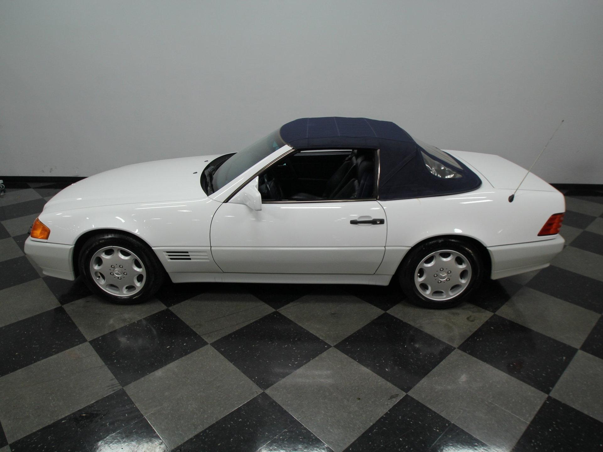 ... 1992 Mercedes-Benz 500SL. Spincar view. Play Video. View 360