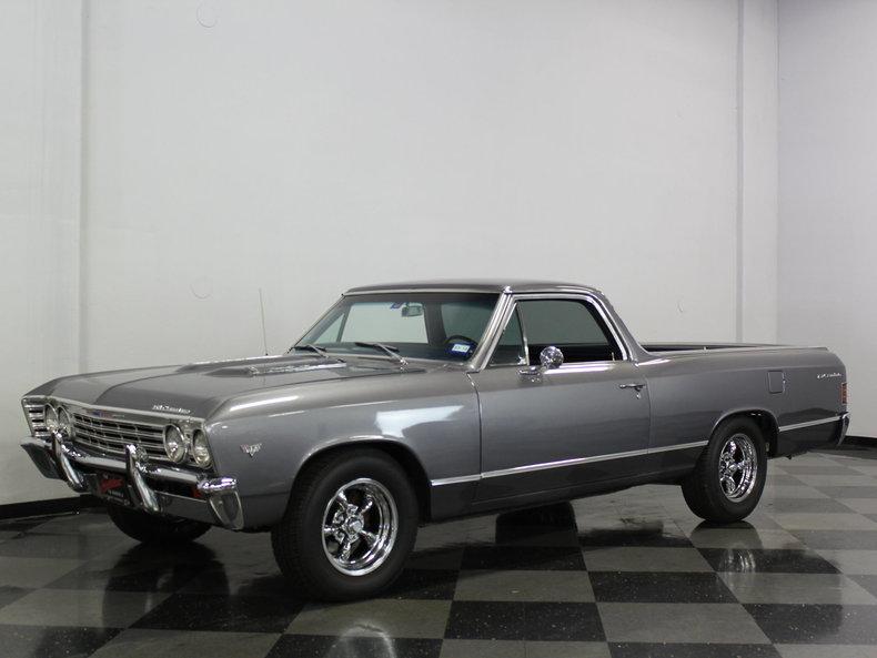 For Sale: 1967 Chevrolet El Camino