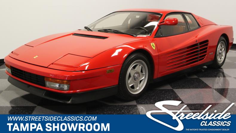 For Sale: 1986 Ferrari Testarossa