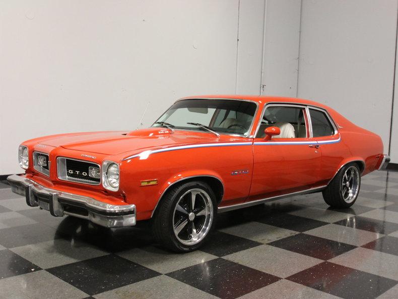 For Sale: 1974 Pontiac GTO