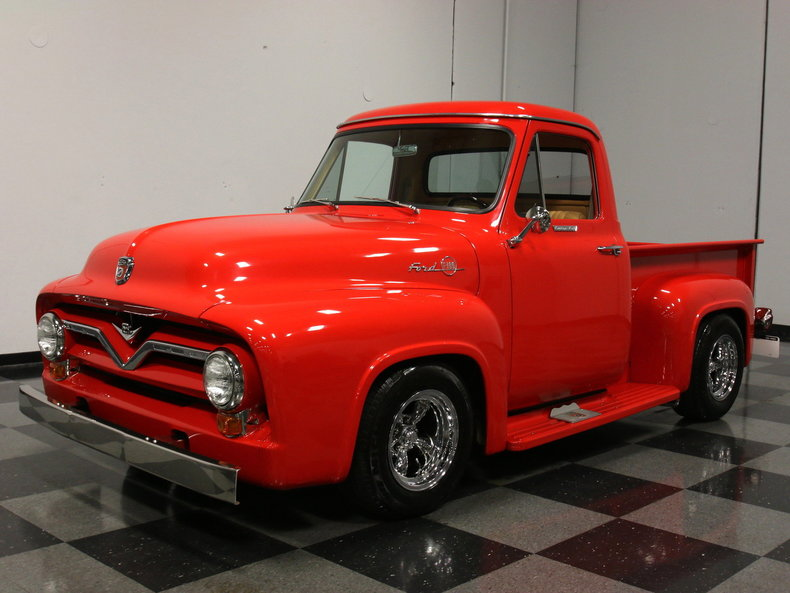For Sale: 1953 Ford F-1