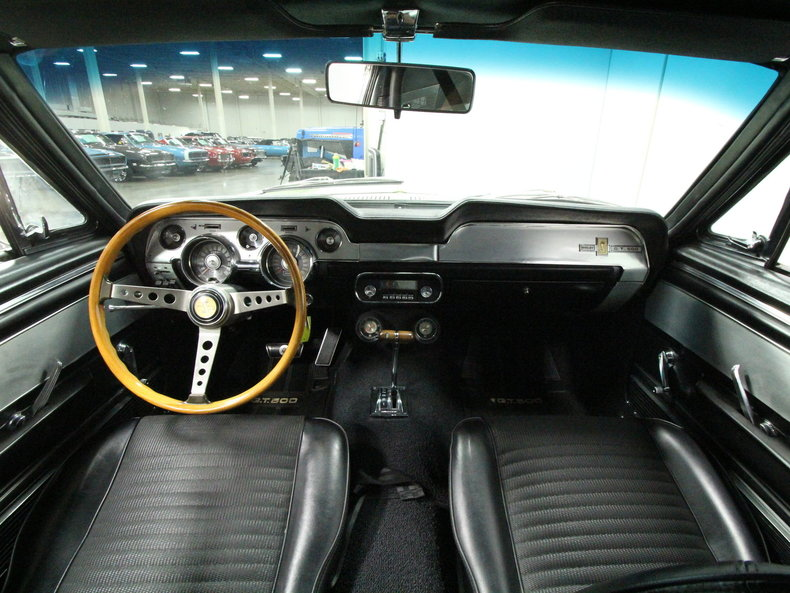Real Deal Auto Sales >> 1967 Shelby GT500 | Streetside Classics - The Nation's Trusted Classic Car Consignment Dealer