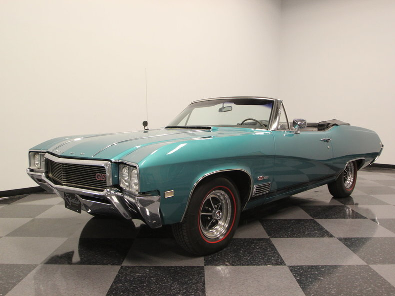 For Sale: 1968 Buick