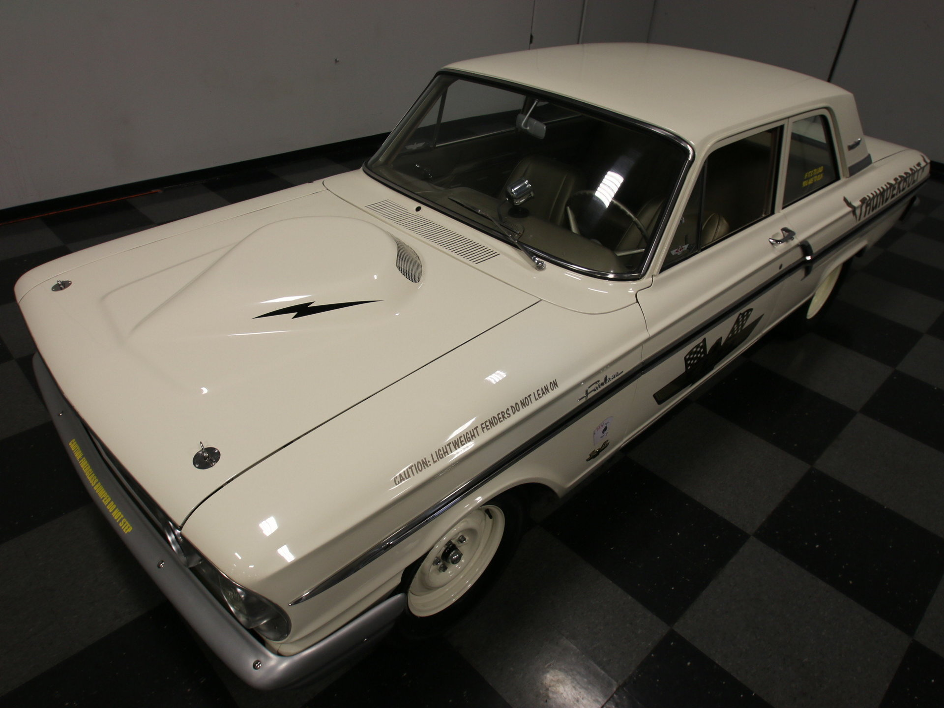1964 Ford Fairlane Streetside Classics The Nations Trusted Rear End Codes View 360