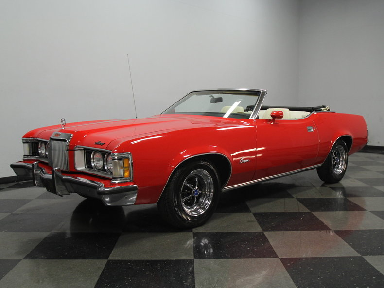 For Sale: 1973 Mercury Cougar