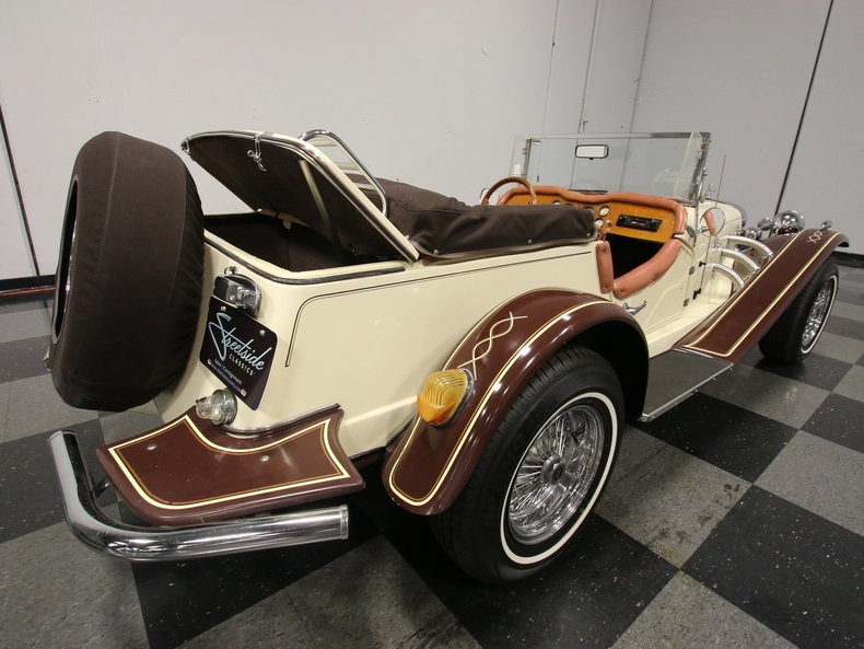1929 mercedes benz gazelle streetside classics the for Mercedes benz gazelle