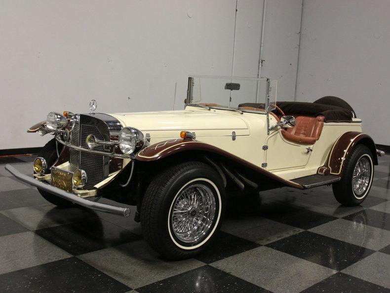 1929 Mercedes Benz Gazelle Streetside Classics Classic