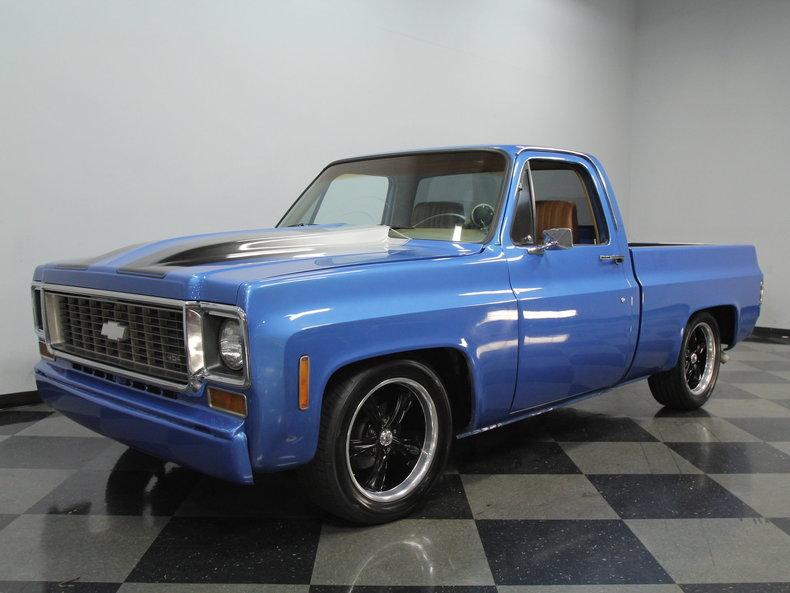 For Sale: 1974 Chevrolet C10