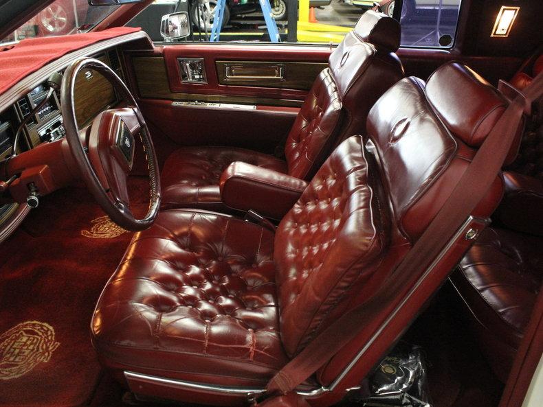 1984 Cadillac Eldorado Streetside Classics The Nations Trusted