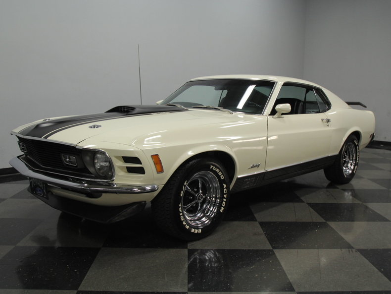 1970 Ford Mustang Streetside Classics The Nations Trusted