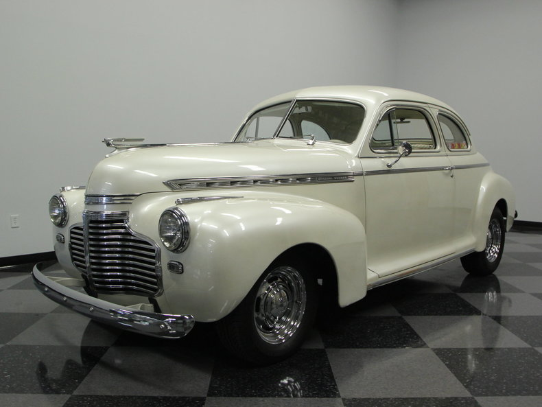 For Sale: 1941 Chevrolet Super Deluxe