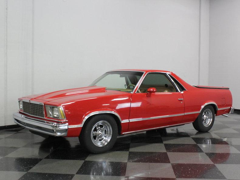For Sale: 1979 Chevrolet El Camino