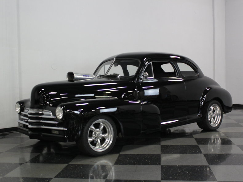 1947 Chevrolet Coupe