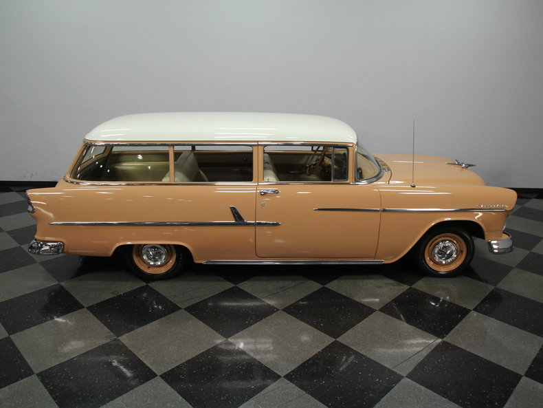 1955 Chevrolet 210 | Streetside Classics - The Nation's ...