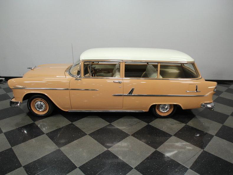 1955 Chevrolet 210 | Streetside Classics - The Nation's ...