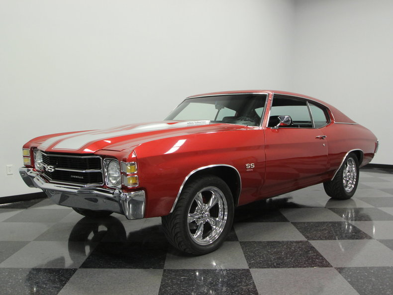 1971 ss chevelle for sale in atlanta autos post. Black Bedroom Furniture Sets. Home Design Ideas