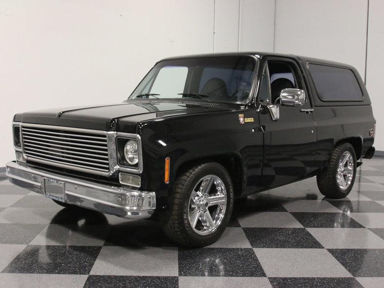 For Sale: 1976 Chevrolet Blazer
