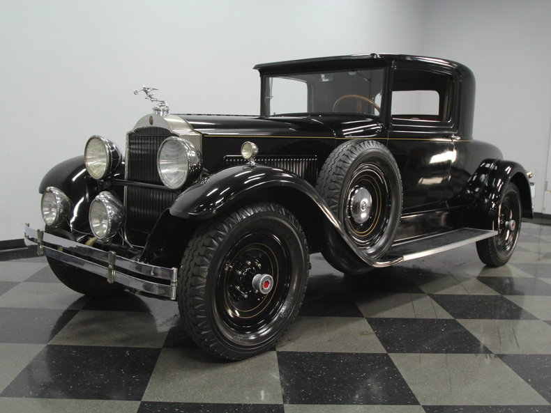 For Sale: 1930 Packard 733
