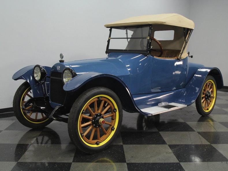1916 Buick D44 Roadster
