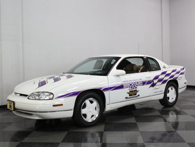 For Sale: 1995 Chevrolet Monte Carlo